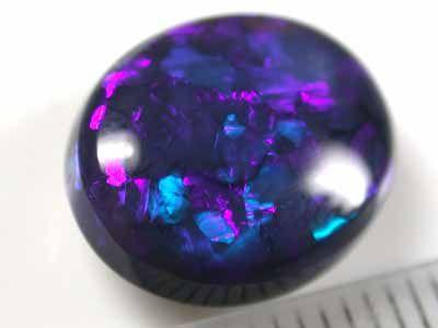 Black Opal Jewelry | Black Opal Earrings - Associated Content - associatedcontent.com