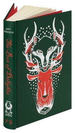 The Box Of Delights John Masefield
