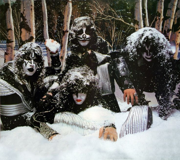 187 Best Images About Kiss 1976 1977 On Pinterest