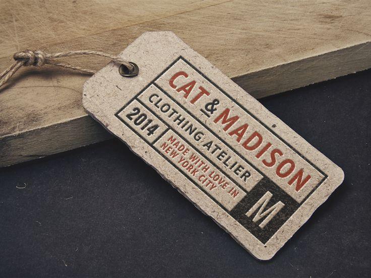 549 best packaging aparel bel tag images on pinterest vintage label tag mock up colourmoves