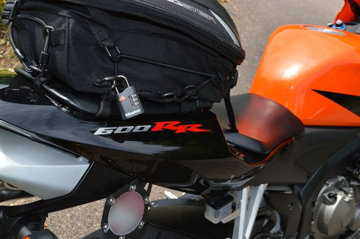 Bagster Spider seat bag review | White Dalton Solicitors Blog