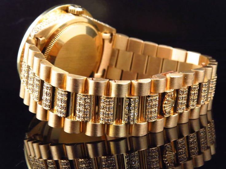 Te koop: gouden Rolex van blind geschoten drugscrimineel