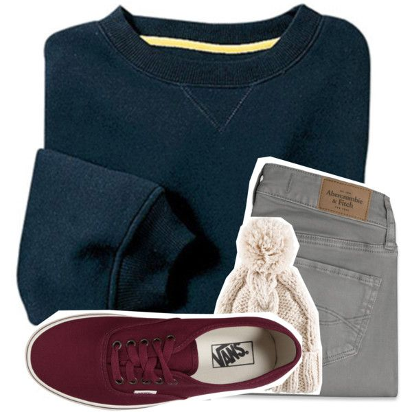 The tomboy inspired look I go for everyday is perrfect for this outfit.