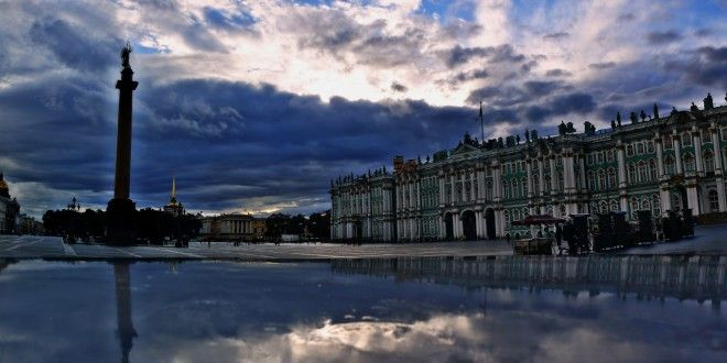 Petrohrad: Benátky severu i bašta hokeje