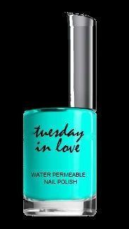 Splash Cosmetics  - Tiffany blue, $16.00 (http://www.splashcosmetics.com.au/tiffany-blue/)