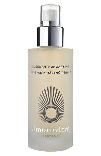 Szerelem első használatra! :) Pure Luxe! Omorovicza 'Queen of Hungary' Aromatic Toner Mist