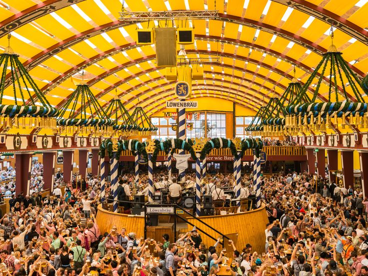 Oktoberfest Beer Prices Are Going Up in 2017 - Condé Nast Traveler