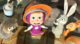 Маша и Медведь (Masha and The Bear) - Маша плюс каша (17 Серия) - YouTube