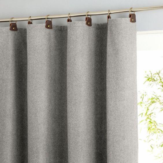 les 25 meilleures id es de la cat gorie dressing avec rideau sur pinterest placard avec rideau. Black Bedroom Furniture Sets. Home Design Ideas
