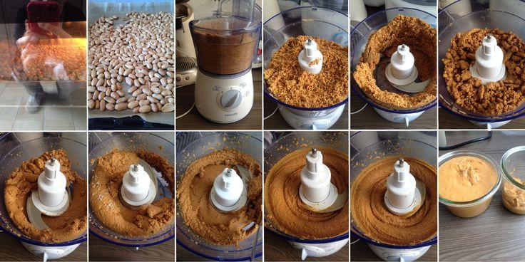 pindakaas maken