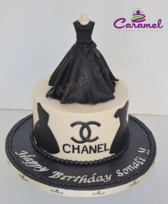 398 Best Fashionable Cakes Images On Pinterest Cake Decorating