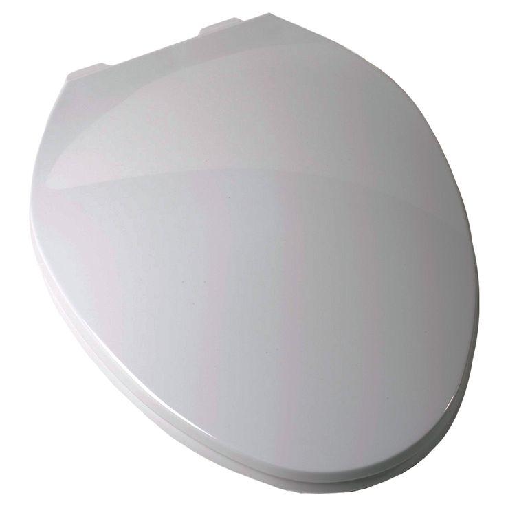 Plum Best C3B3E3-00 Elongated Contemporary Toilet Seat