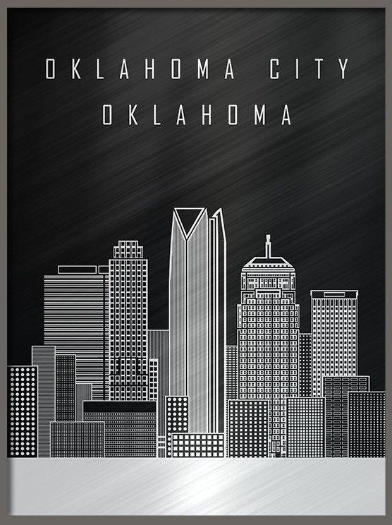 Oklahoma City, Oklahoma - Vereinigte Staaten von Amerika / United States of America / USA