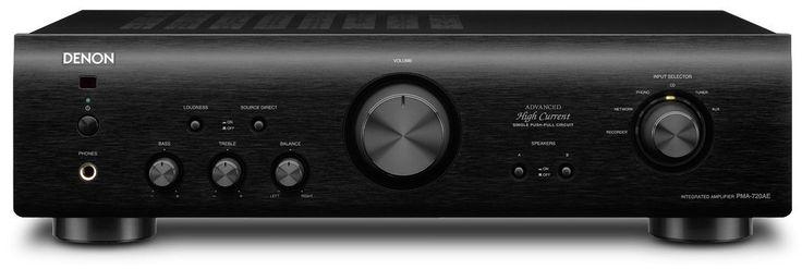 Denon PMA720AE Integrated Amplifier - Black: Amazon.co.uk: Audio & HiFi
