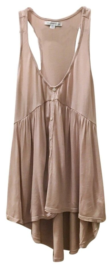 American Eagle Outfitters Top Dusty Pink. Get the lowest price in town on this American Eagle Outfitters tank top in Dusty Pink and other colors too! Tradesy makes designer fashion affordable and fun. Shop now