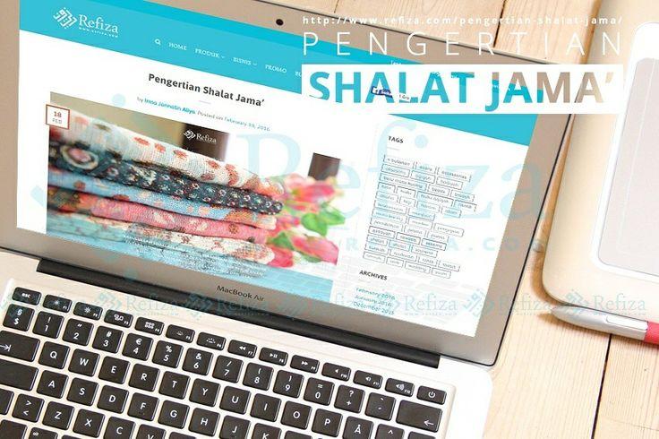 Shalat Jama' yaitu, shalat yang dilaksanakan dengan mengumpulkan dua shalat wajib dalam satu waktu. more http://www.refiza.com/pengertian-shalat-jama/