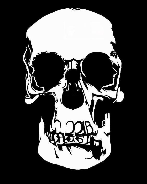 If you look closely...its absolutely brilliant (Sherlock's skull)