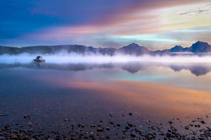 Озеро Флатхед, США - ПоЗиТиФфЧиК - сайт позитивного настроения!