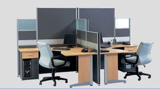 www.shineofficefurniture.com Partisi kantor Modera Seri 6 by Shine Furniture