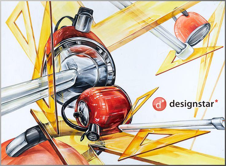 http://blog.naver.com/design-star #디자인스타, #미술학원, #기초디자인, #건대, #건국대, #주전자, #삼각자, #전등