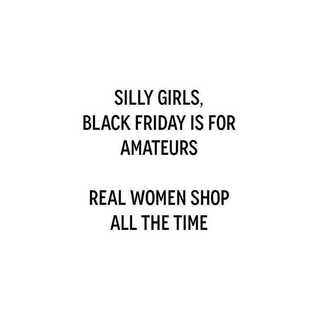 My Goshhh.. mijn mailbox en feed staat vol met #blackfriday spam! Ik ben er nu al klaar mee