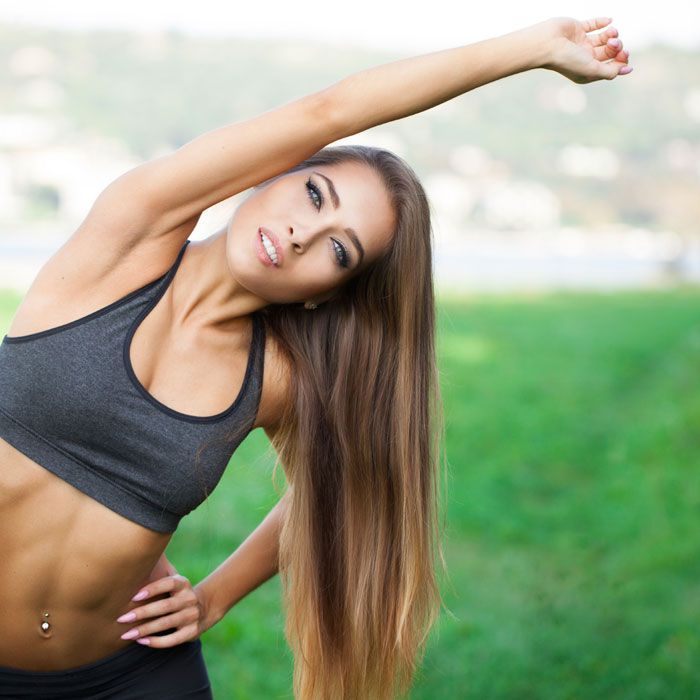 The Confidence-Boosting Workout - Instantly build self-esteem—and the appearance of a few extra inches—with these posture-boosting exercises. confidence boost, confidence quotes, becoming confident #confidence #confident