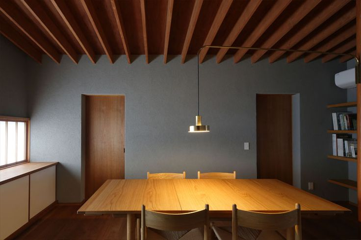 軒がつなぐ家  施工事例 設計事務所とはじめる家づくり・注文住宅・自由設計の[neie(ネイエ)] | 富山 岐阜 名古屋