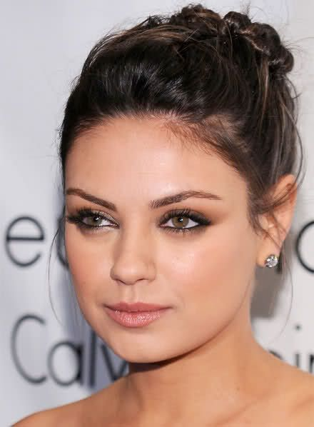 mila kunis eye makeup - Google Search