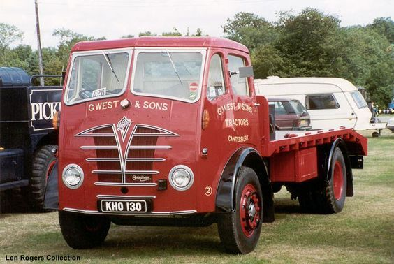 old foden