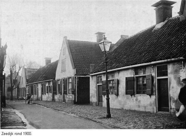Hilversum - Zeedijk - ca 1900