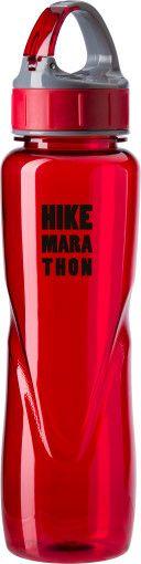 De waterfles Tritan heeft een sportieve uitstraling en is ideaal tijdens het hardlopen. De waterfles is een praktisch geschenk voor iedereen die van sporten houd. De transparante fles is voorzien van een karabijnsluiting en handige draaidop. LET OP: de waterfles Tritan is niet vaatwasmachinebestendig en niet geschikt voor warme en zuurhoudende dranken, zoals energy-, sport- en frisdranken.