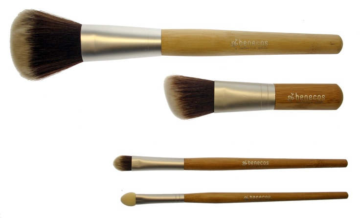 benecos Cosmetic Brush Range
