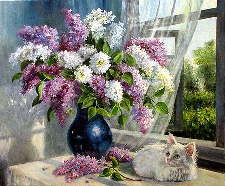 17 Best Images About Lilac On Pinterest Folk Art