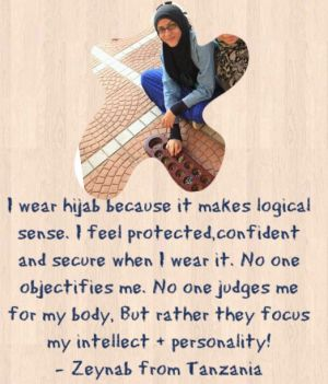 """*""""Walk a day in my shoes.""""* An open invitation to all *Muslims and Non-Muslim Women* to experience a day in the serenity and protection of Hijab! A day to understand and respect the freedom of religious choices! http://randomthoughtsforim.blogspot.com/p/world.html"""