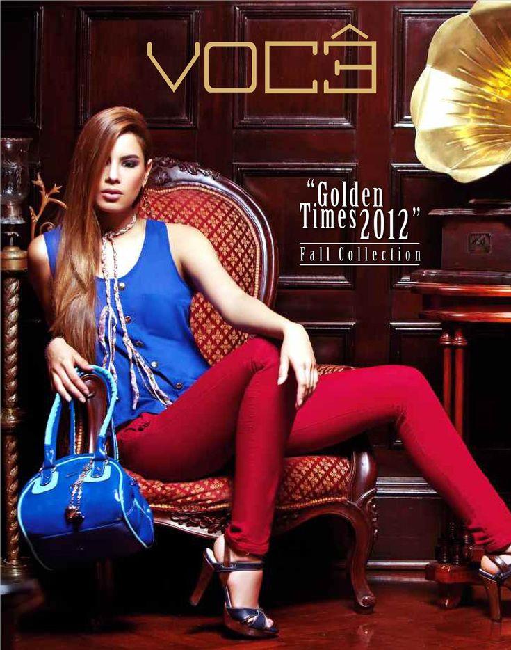 Voce Otoño 2012  Catalogo Voce Otoño 2012