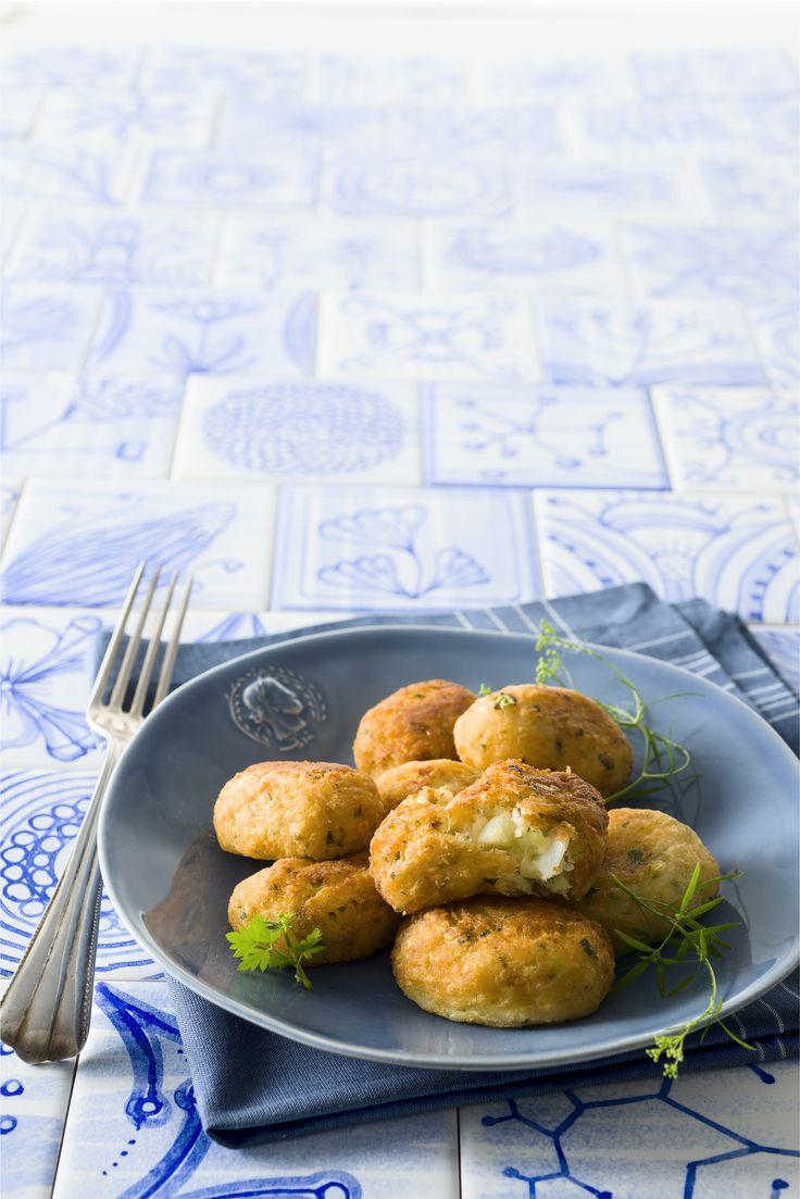 Sfiziosa e semplice da preparare. Scopri con Sale&Pepe la ricetta delle polpette di baccalà.