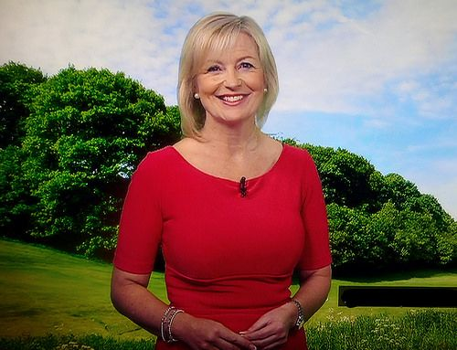 Carol Kirkwood | BBC Breakfast weather presenter Carol Kirkw… | Flickr
