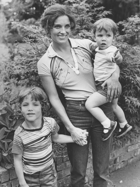 Margaret Trudeau with her sons Justin Trudeau (left) and Alexandre Trudeau (in her arms) in August 1977. Those close to the prime minister-designate said ...