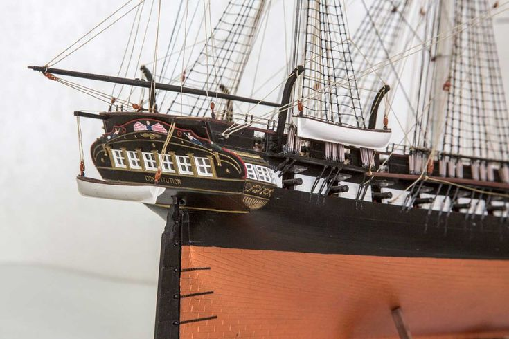 USS Constitution Model from Revell, 30 foto | Model Kits: cars, ships, airplanes
