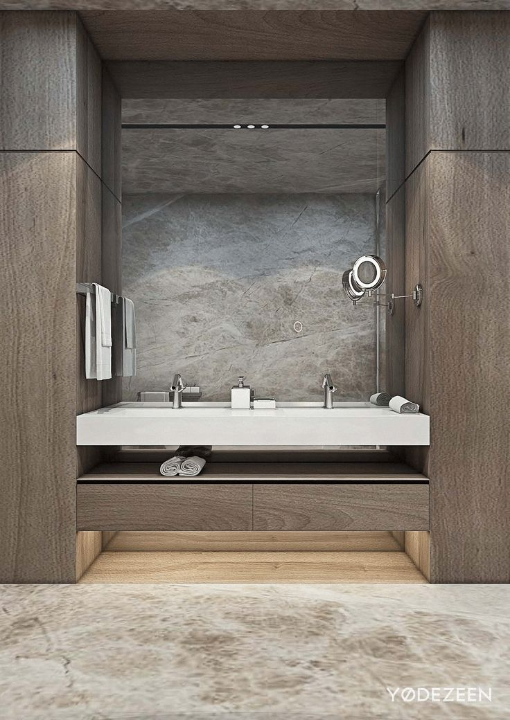 clean lines warm materials contemporary bath 2a mekhanizatoriv street kyiv ukraine