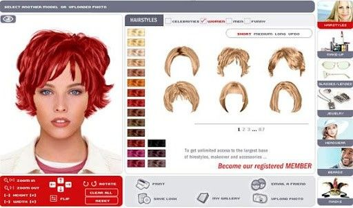 Try On Hairstyles Free Upload Picture newhairstylesformen2014com ...
