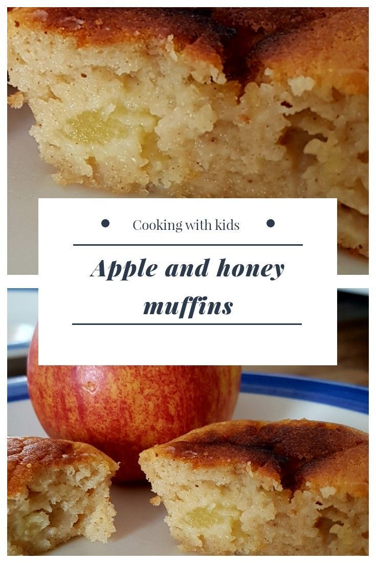 Easy Tasty Apple And Honey Muffins Have No Refined Sugar