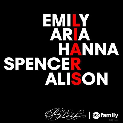 Who do you think you're most like? Emily, Aria, Hanna, Spencer, or Alison? Tell us in the comments below! | Pretty Little Liars