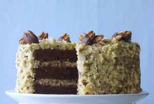 German Chocolate Layer Cake - Iain Bagwell/ Photolibrary/Getty