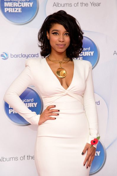 Lianne La Havas the Barclaycard Mercury Prize at The Roundhouse on November 1, 2012 in London, England getty images europe