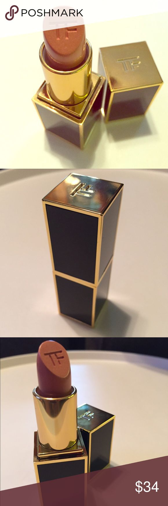 BRAND NEW! Tom Ford lipstick Color name: Guilty pleasure. Never been used. Not one mark on lipstick. Original price shown with tax Tom Ford Makeup Lipstick