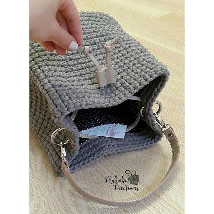 いいね!381件、コメント18件 ― ВЯЗАНЫЕ СУМКИ  Москваさん(@malinka_creations)のInstagramアカウント: 「Как вы относитесь к подкладам в сумочках? Стоит ли их делать или нет? Делитесь, интересно ваше…」