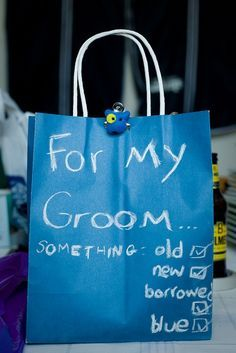 Give Your Groom The Perfect Gift On Wedding Day