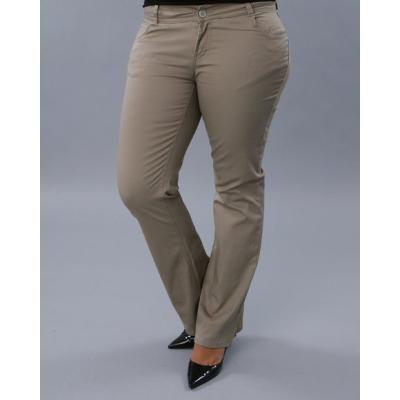 Elegant Street Style Khaki Pants For Women  FashionGumcom