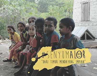 "Check out new work on my @Behance portfolio: ""#senyumAlor for health and education children in Alor"" http://be.net/gallery/31979305/senyumAlor-for-health-and-education-children-in-Alor"